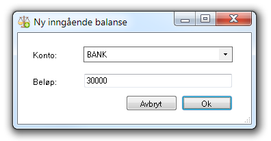 InngåendeBalanseBank